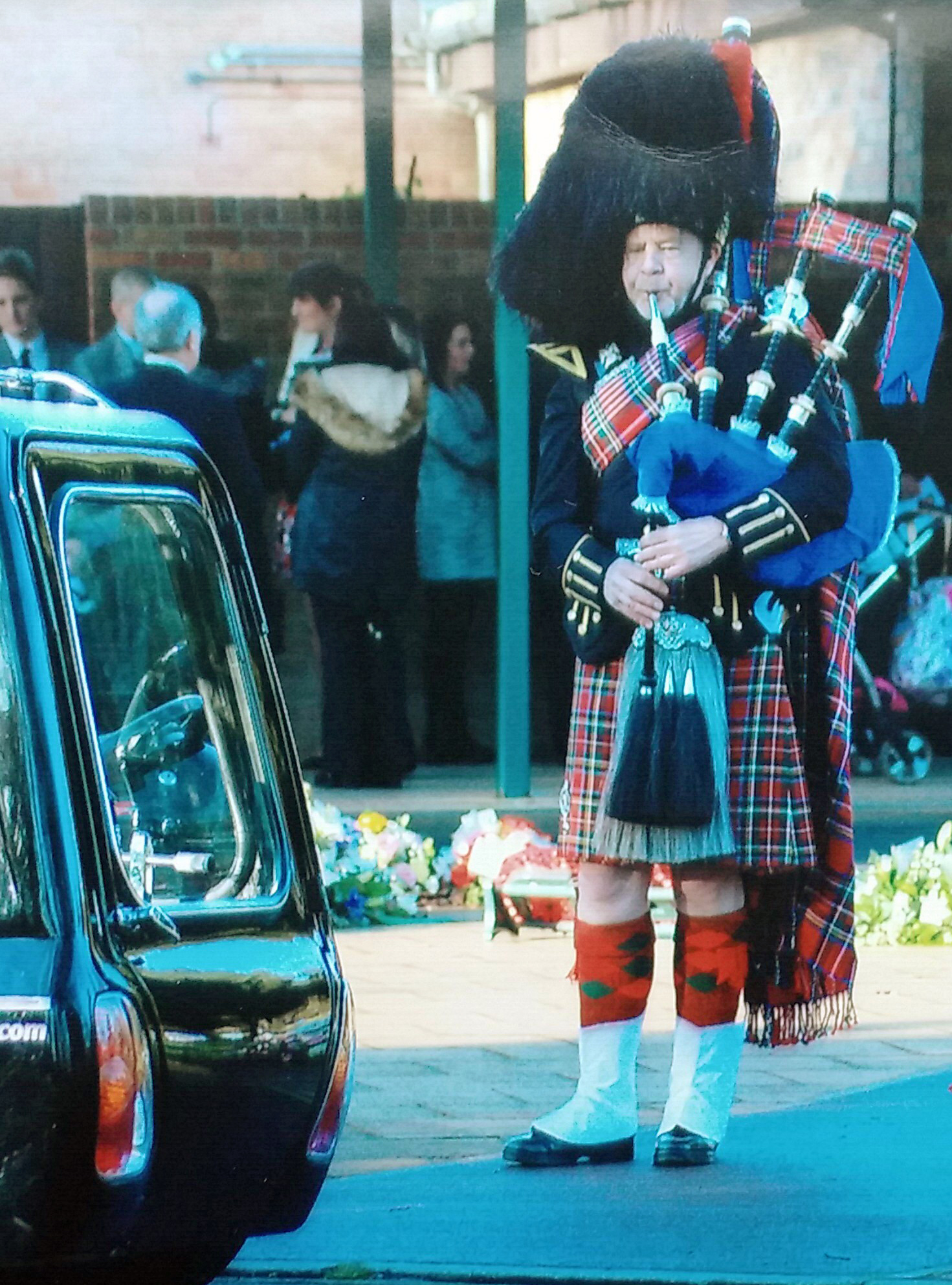 Cameron Edgar - Professional Piper for Hire